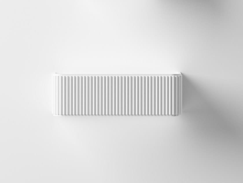 LED direct-indirect light wall light DRESSCODE W2 by Rotaliana