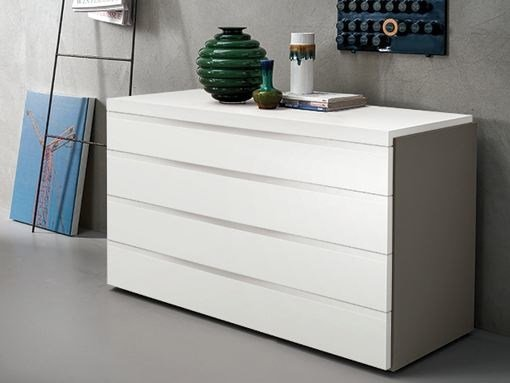 Wooden chest of drawers KART | Chest of drawers by Dall'Agnese