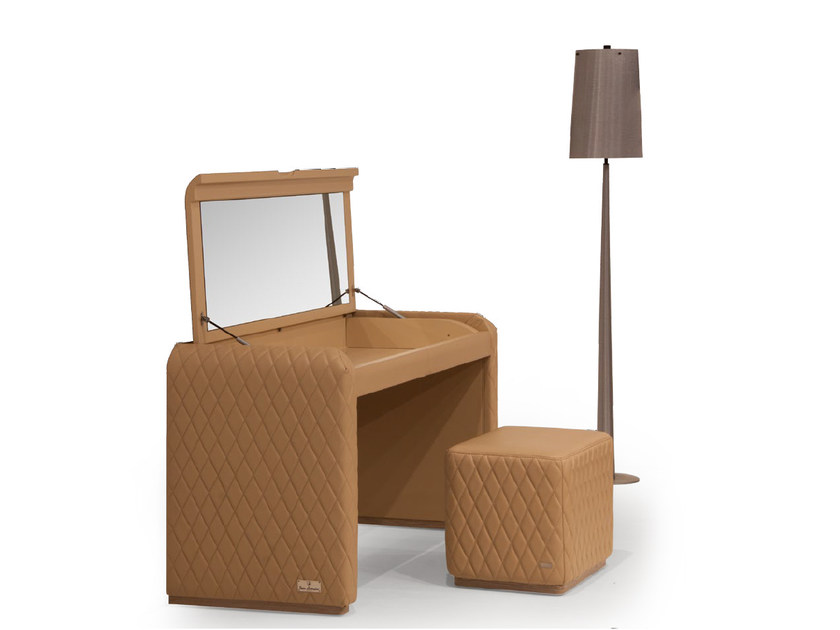 Leather dressing table KYALAMI | Dressing table by Tonino Lamborghini Casa