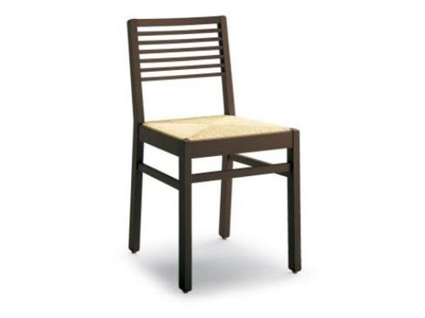 Beech chair DRISS by Cizeta L'Abbate