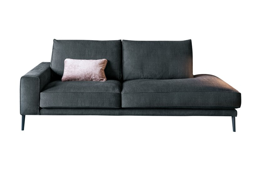 Sofa With Chaise Longue With Removable Cover DRIVER | Sofa By Twils
