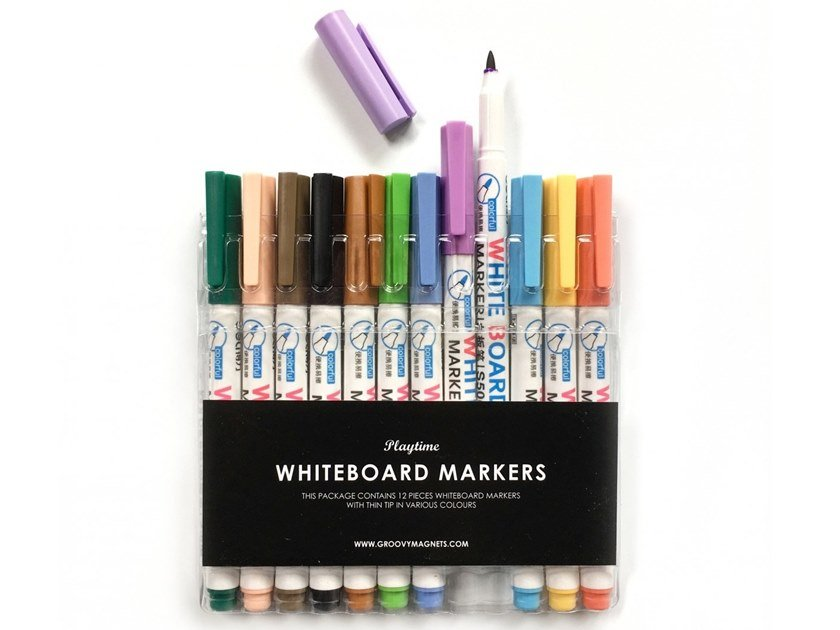 Marker DRY-ERASE MARKERS by Groovy Magnets