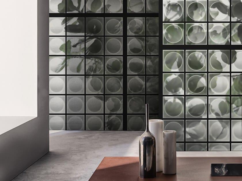 Trompe l'oeil wallpaper DU JOUR by Wall&decò