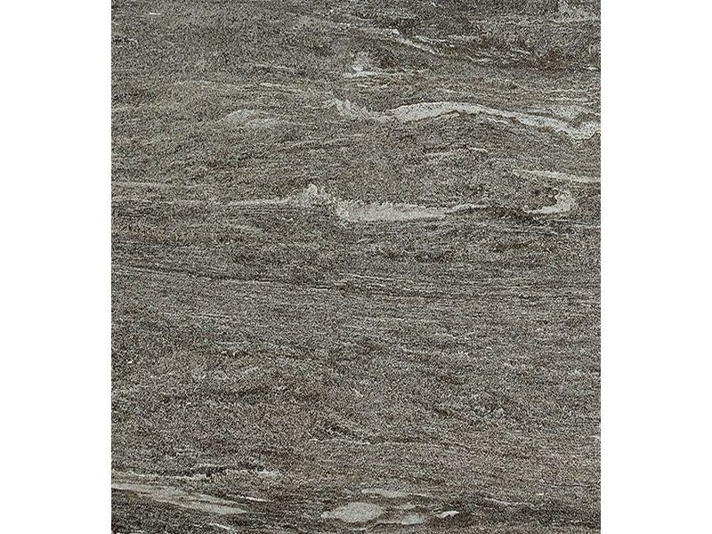 Porcelain stoneware wall/floor tiles with stone effect DUALMOOD DARK GREY STONE by Ceramiche Coem