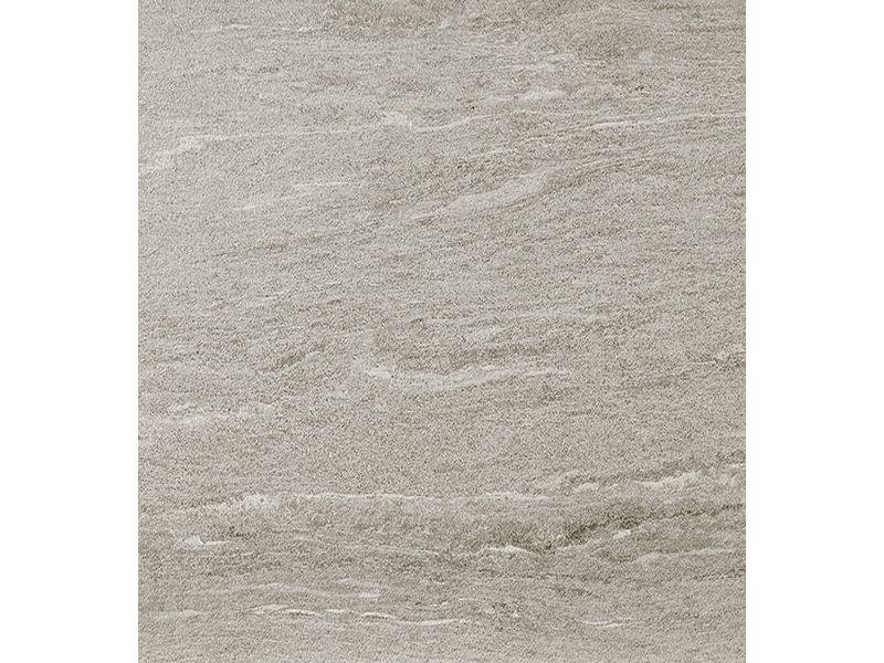Porcelain stoneware wall/floor tiles with stone effect DUALMOOD LIGHT GREY STONE by Ceramiche Coem