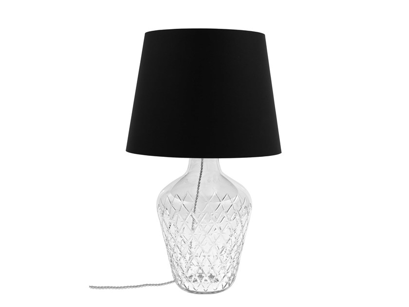 Crystal table lamp DUCHESSE | Table lamp by Vista Alegre