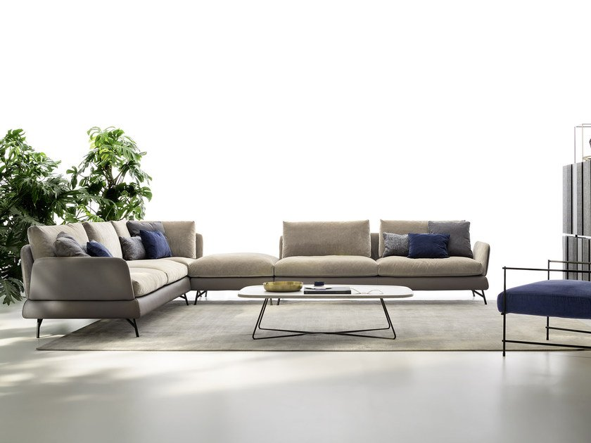 Sectional sofa JASPER | Sofa by Ditre Italia