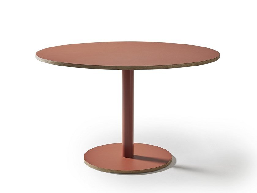 Round table DUMBBELL | Round table by Sancal