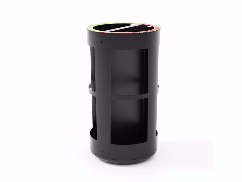 Litter bin DUO ECO SECURITY by LAB23