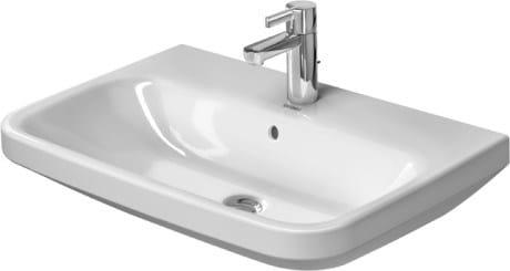 Ceramic washbasin DURASTYLE | Washbasin by Duravit