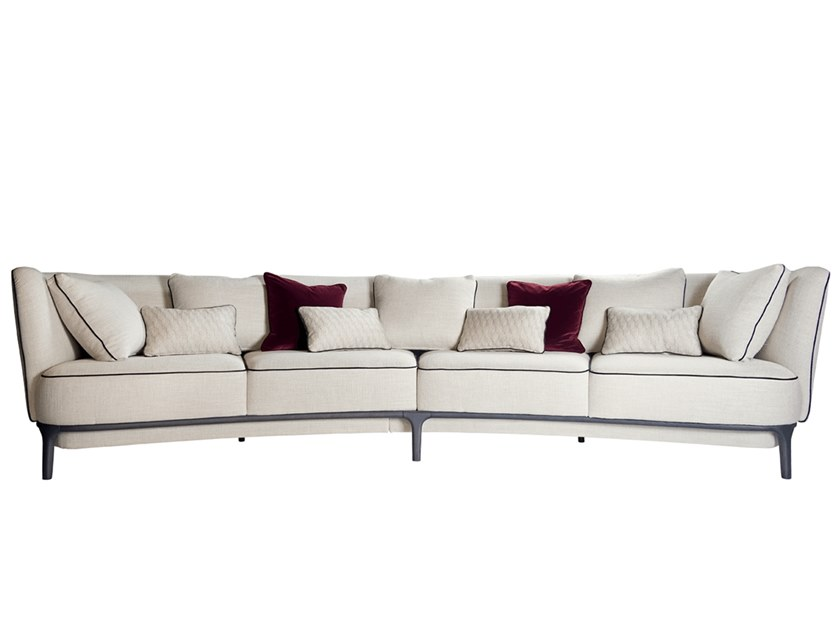 Corner fabric sofa DURBAN | Sofa by Paolo Castelli