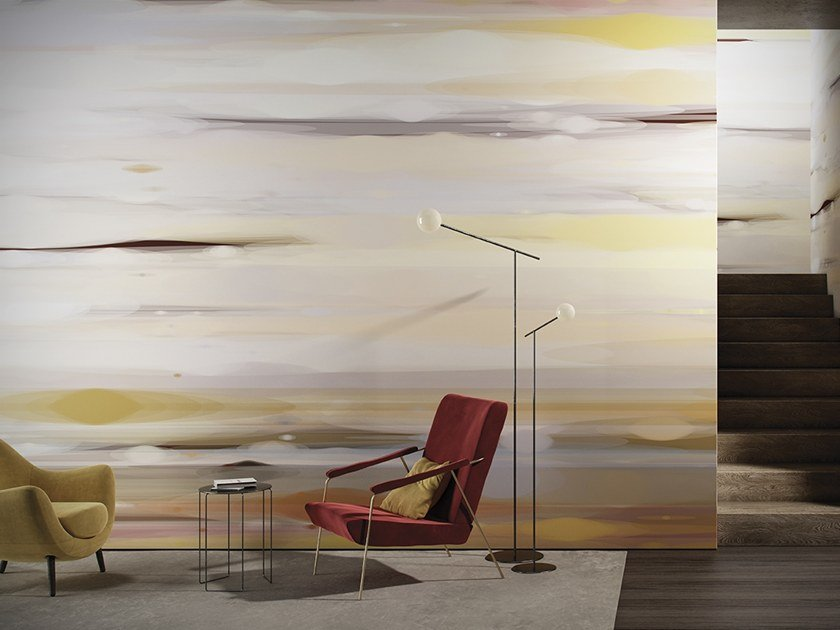 Motif Digital printing wallpaper DUSK by GLAMORA
