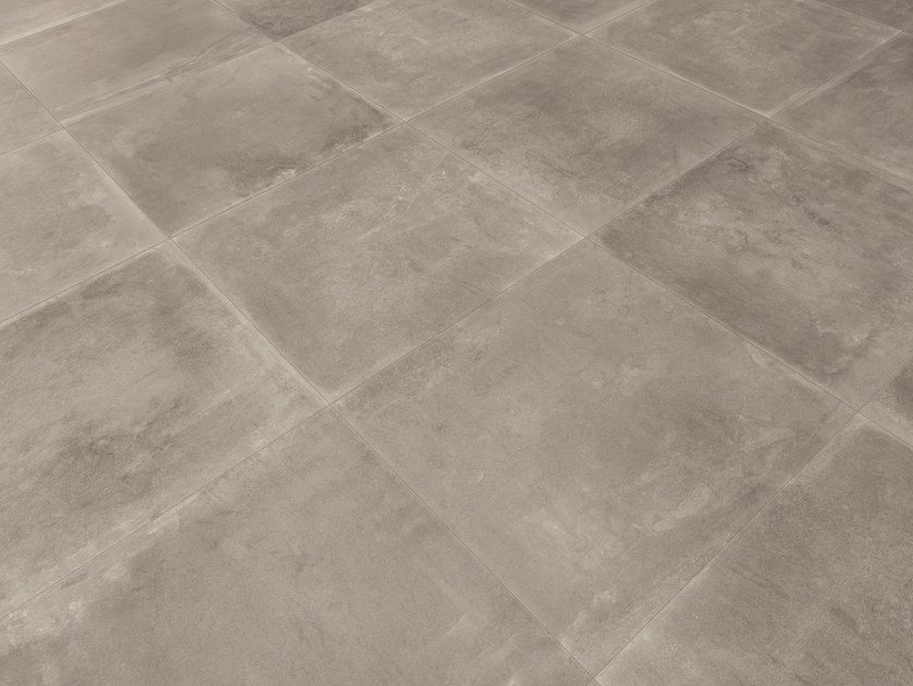 Porcelain stoneware wall/floor tiles with stone effect DUST GREY by Provenza by Emilgroup