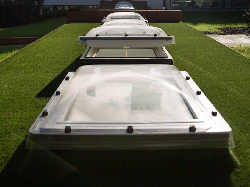 PVC roof window DXC-C P2 by FAKRO