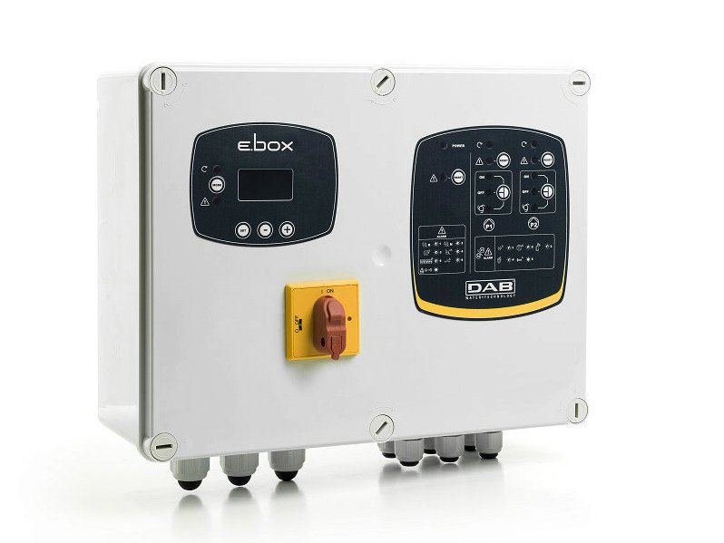 Control panel E-BOX by Dab Pumps