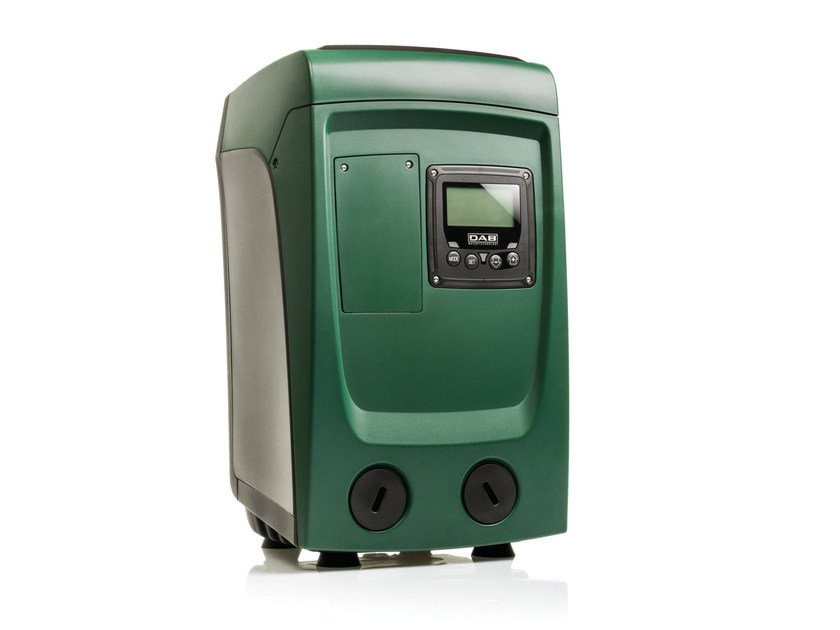 On/off automatic electronic booster system E.SYBOX MINI by Dab Pumps