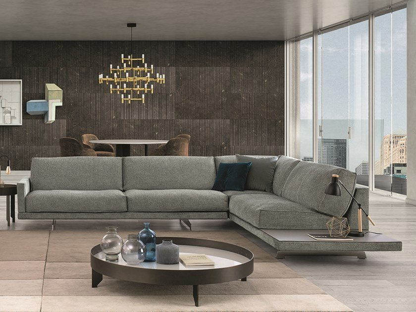 É Time Sectional Sofa By Bodema