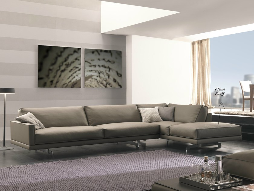Sectional sofa E' TIME | Sectional sofa by Bodema