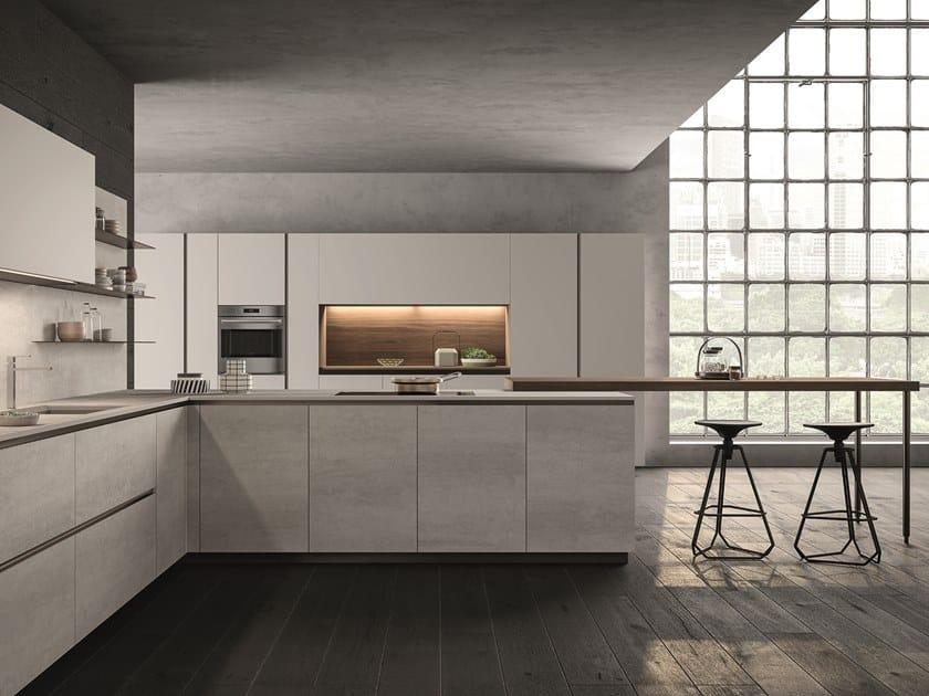 Cucina componibile E0 by Effeti Cucine