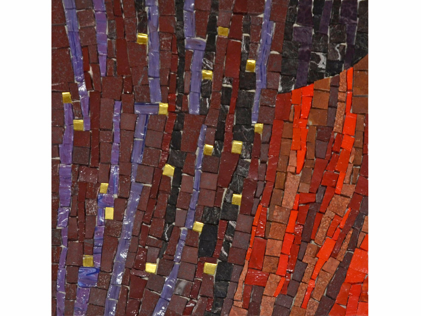 Marble mosaic E2 by FRIUL MOSAIC