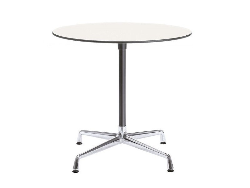 Design Round Meeting Table Eames Tables By Vitra