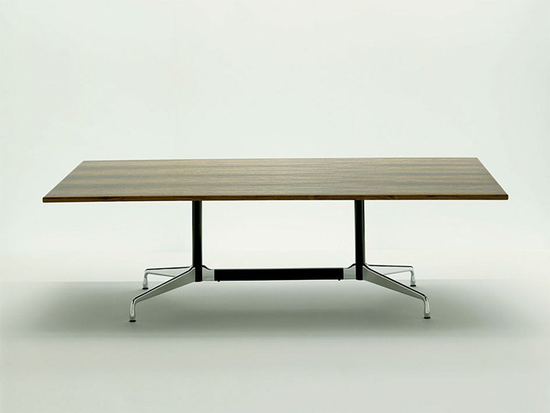 EAMES TABLES Rectangular Meeting Table By Vitra Design Charles Eames - Eames oval conference table