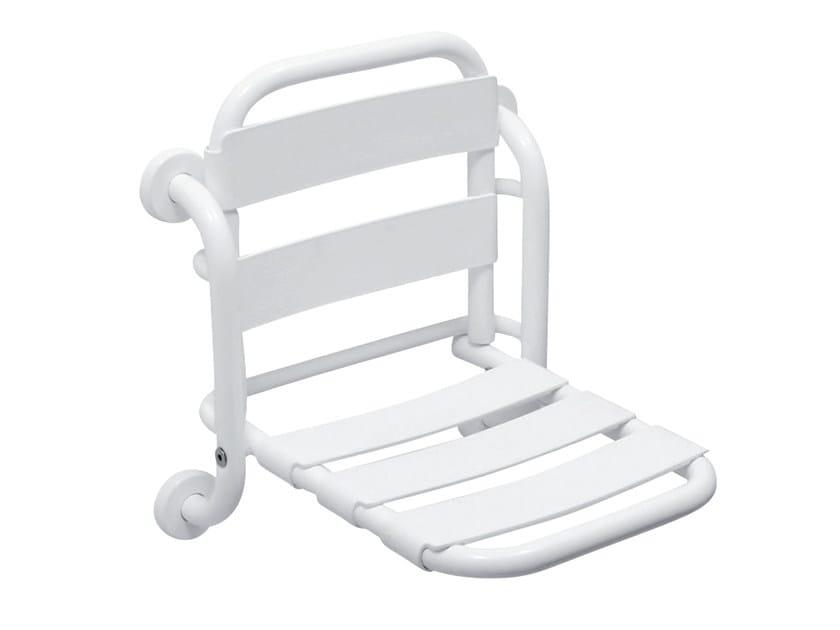 Sedile doccia in acciaio EASY 12008V | Sedile doccia by IDRAL