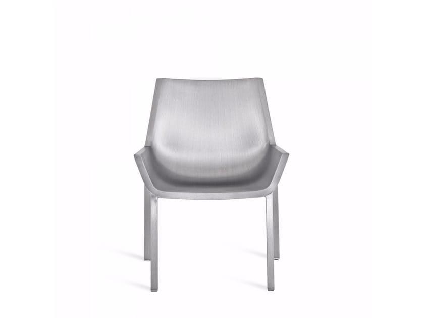 Aluminium garden chair SEZZ | Aluminium chair by Emeco