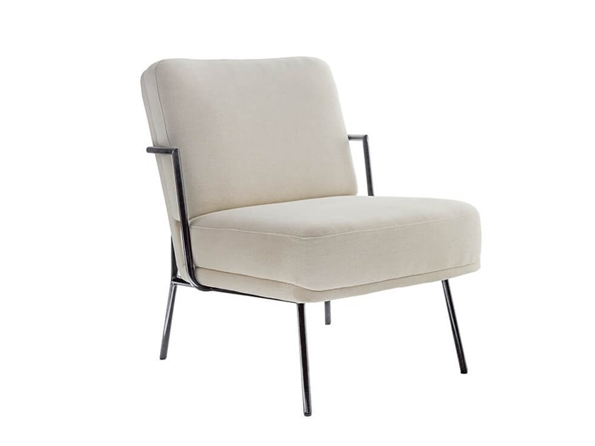 Fabric easy chair ALICE | Easy chair by HC28