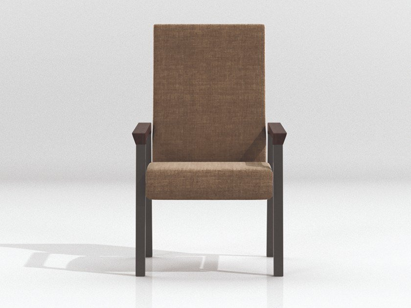 Modular easy chair high-back STRING | Easy chair high-back by Linea Fabbrica