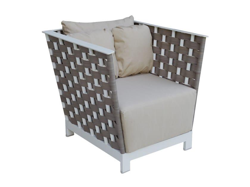 Armchair CLEO 23201 by SKYLINE design