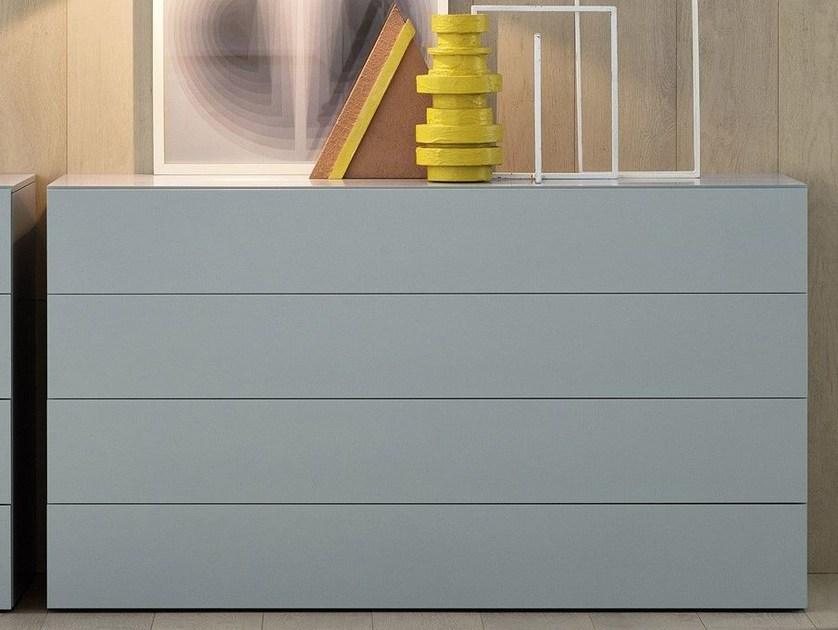 Chest of drawers EASY SYSTEM | Chest of drawers by Novamobili