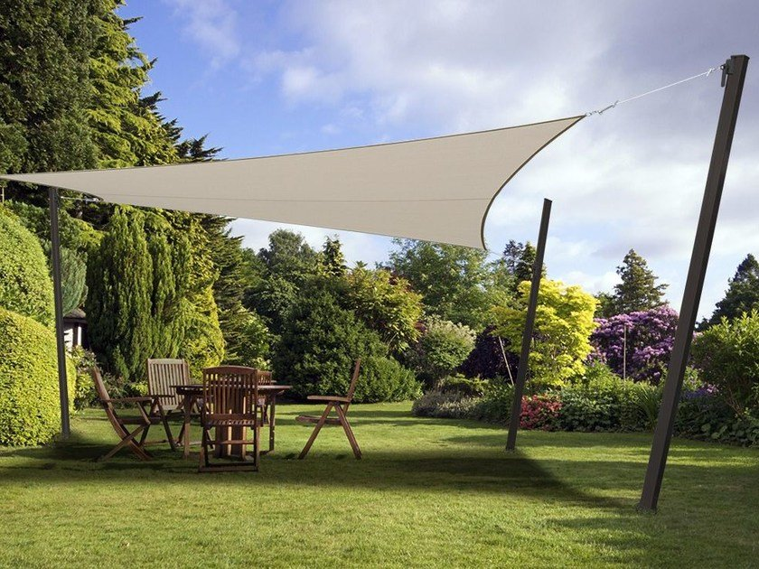 Shade sail EASY SAIL E1 by KE Outdoor Design