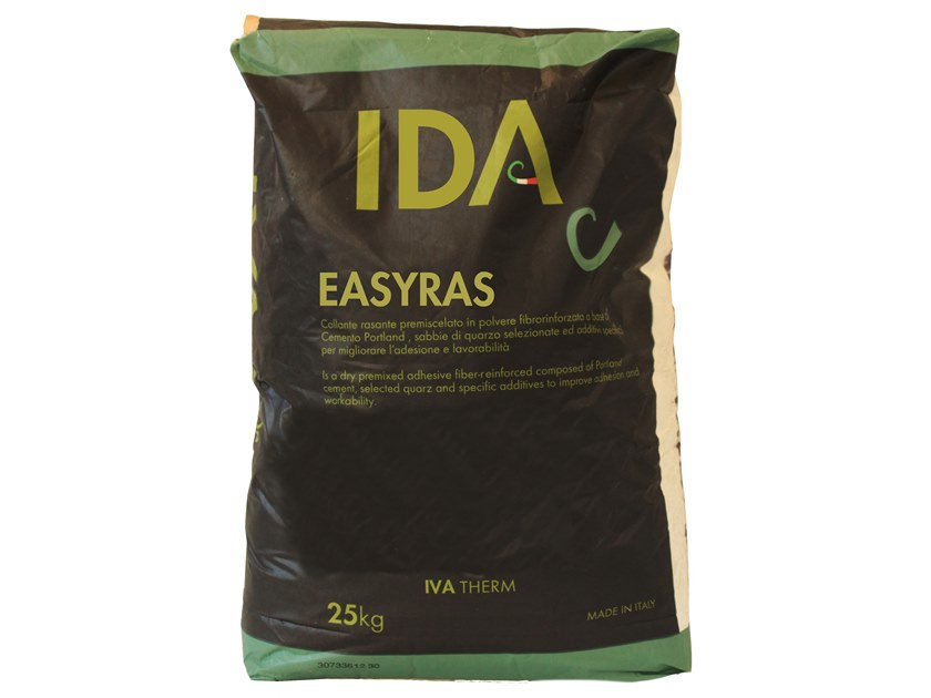 Smoothing compound EASYRAS by IDA