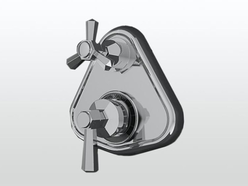 Bathtub tap / shower tap ECCELSA IS3292 by RUBINETTERIE STELLA