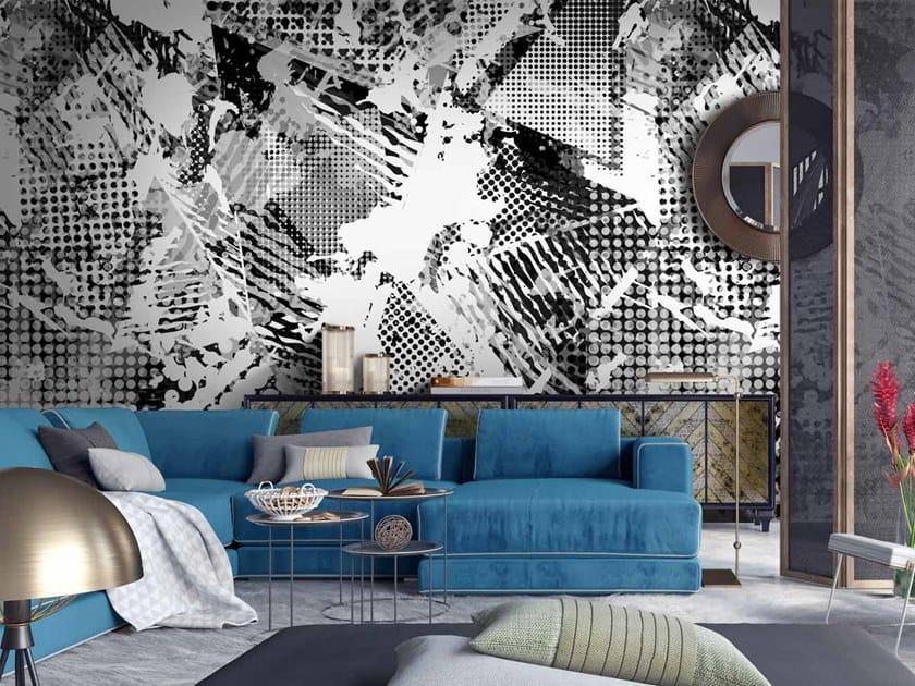 Digital printing wallpaper ECLAT by LGD01