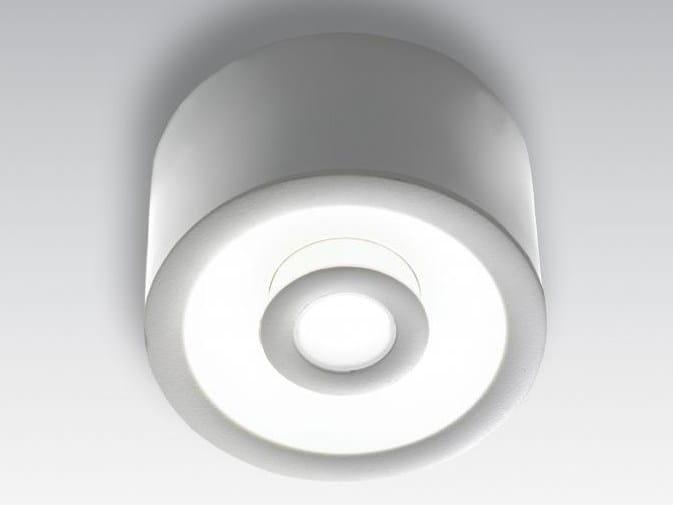 Ailati Da TondaLampada Pressofuso Eclipse Soffitto In Lights Alluminio UVpMLGqSz