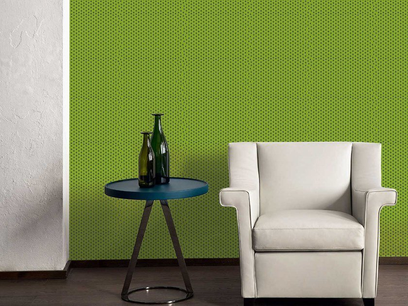 Acoustic ecological indoor wall tiles ECO&PETfelt POIS by Slalom