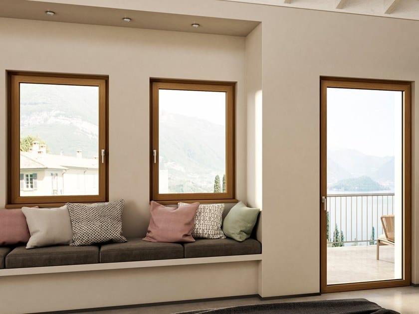 PVC Window covering ecoNATURA by Oknoplast