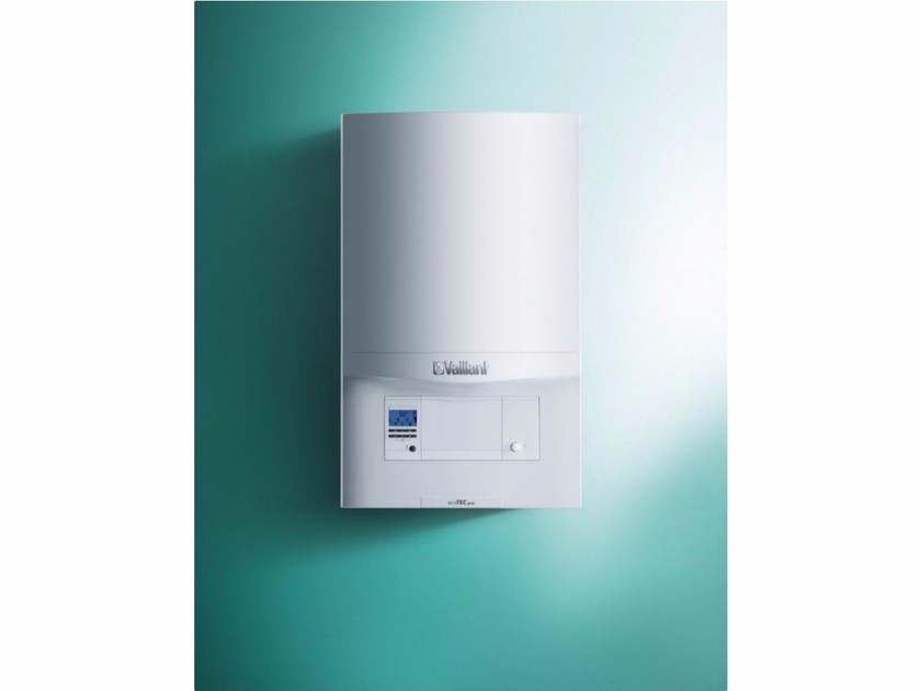 Wall-mounted condensation boiler ecoTEC pro VMW by VAILLANT