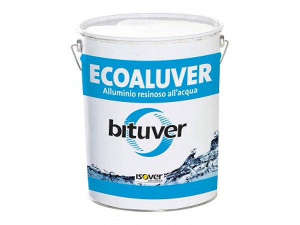 Protective varnish ECOALUVER by BITUVER
