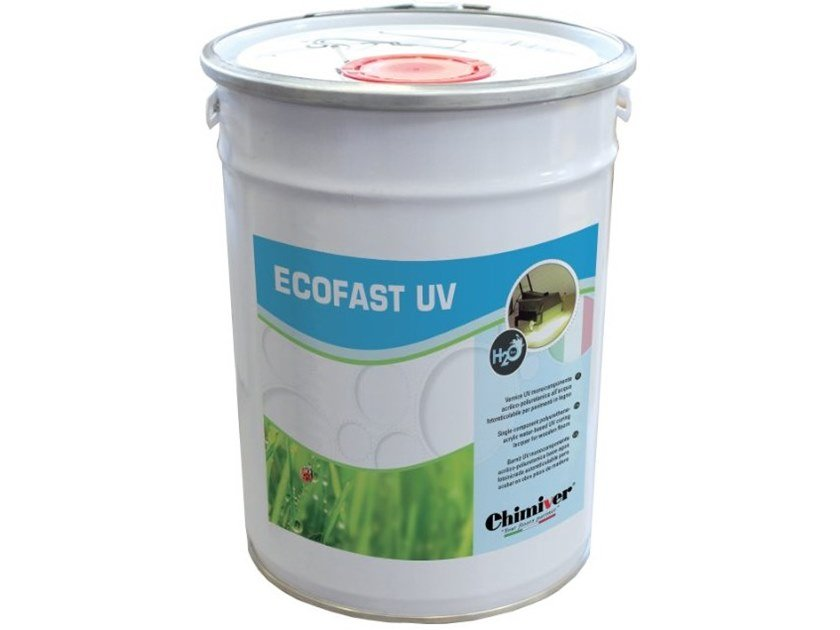 Flooring protection ECOFAST UV by Chimiver Panseri