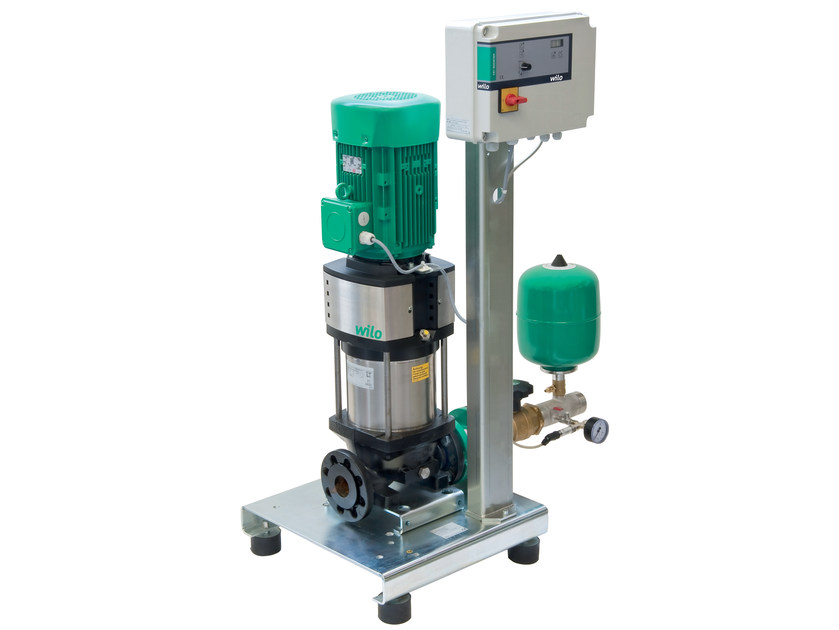 Pump and circulator for water system ECONOMY CO-1 HELIX V by WILO Italia