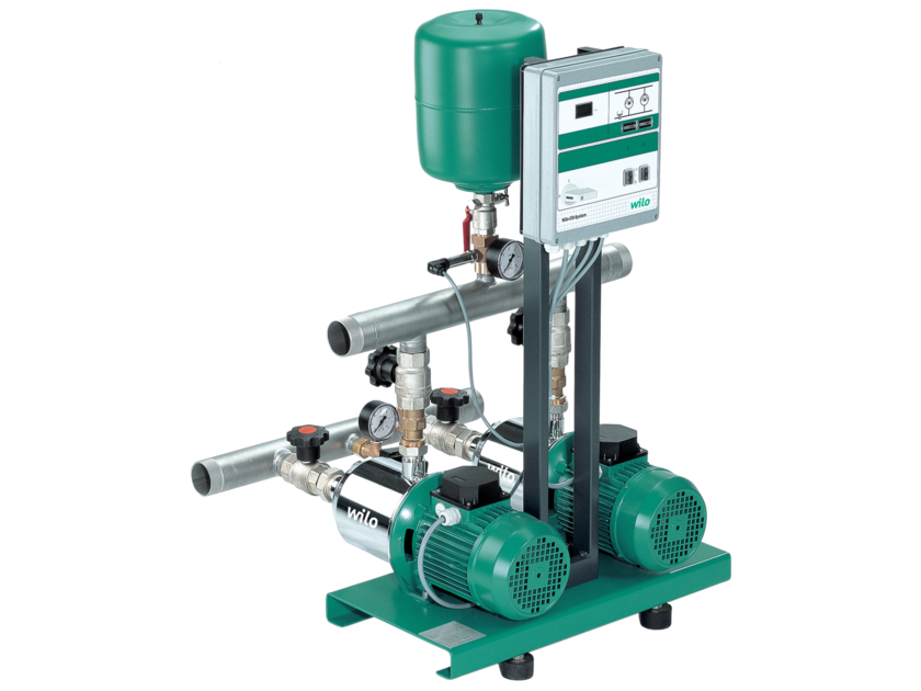 Pump and circulator for water system ECONOMY CO-MHI/ER by WILO Italia