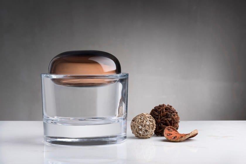 Crystal Storage Box Ecrin Large By Nude Design Sebastian Herkner