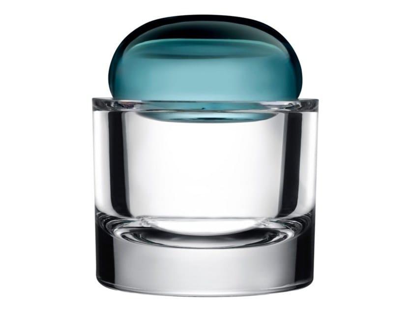 Contenitore in cristallo ECRIN SMALL by NUDE