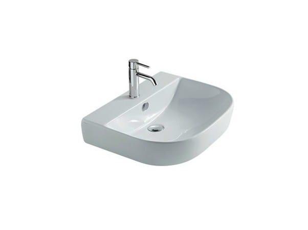Ceramic washbasin EDEN - 60 CM | Washbasin by GALASSIA