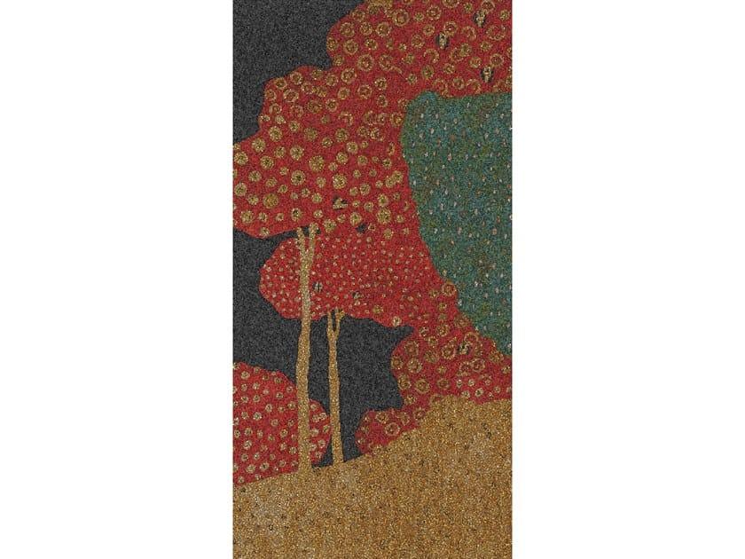 Glass mosaic EDEN by Mutaforma