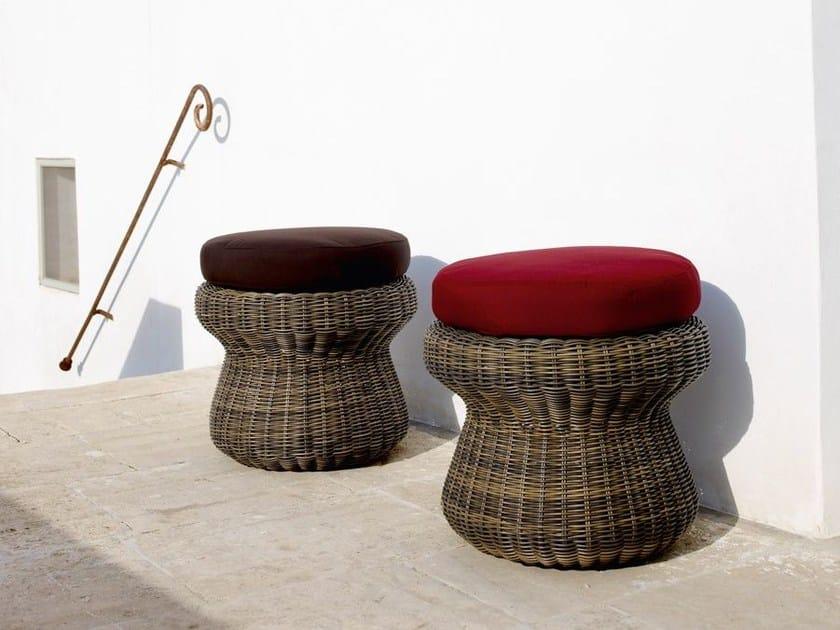 Coffee table / garden pouf EDEN | Garden pouf by Unopiù