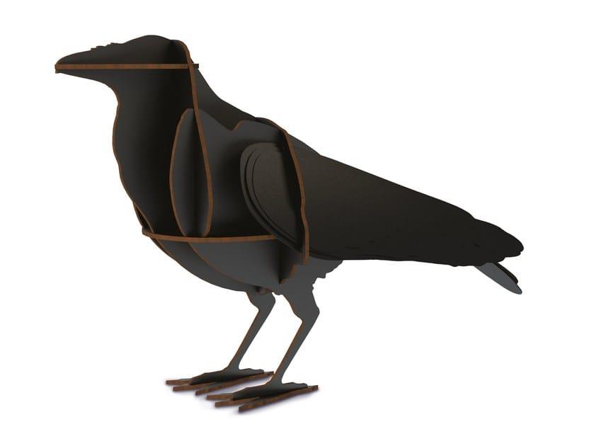 HPL decorative object EDGAR by IBRIDE